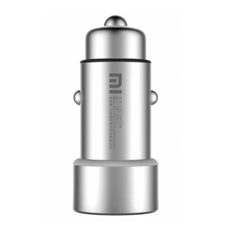 Автомобильная зарядка Mi Car USB Charger (серебристый) зарядка для телефона valley of yimeigu xv usb