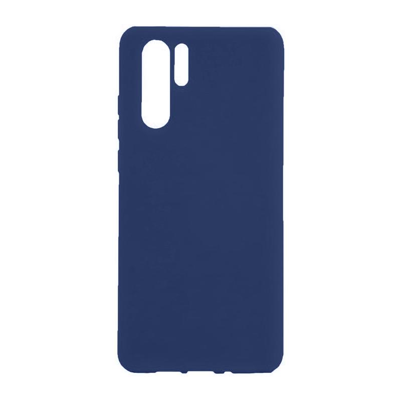 BoraSCO Soft Touch для Xiaomi Redmi Note 8T (синий) фото