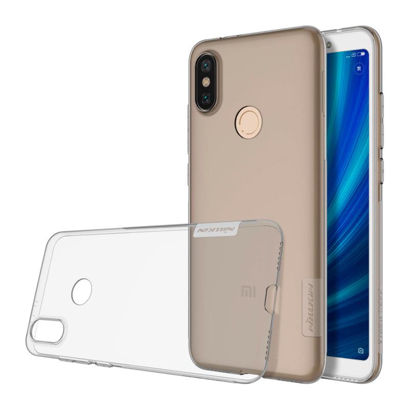 Nillkin TPU для Xiaomi Mi A2 (серый)