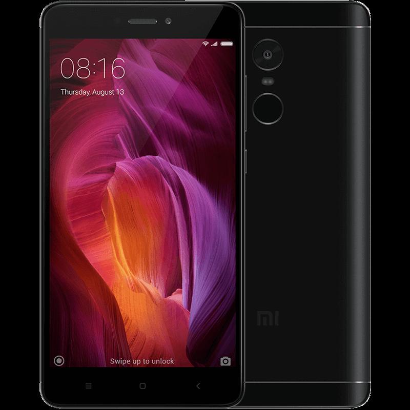 все цены на Redmi Note 4 32GB Black