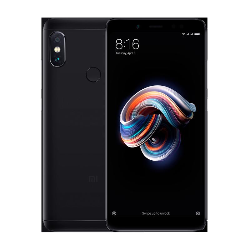 Redmi Note 5 3/32 Black смартфон xiaomi redmi note 5 3 32gb black