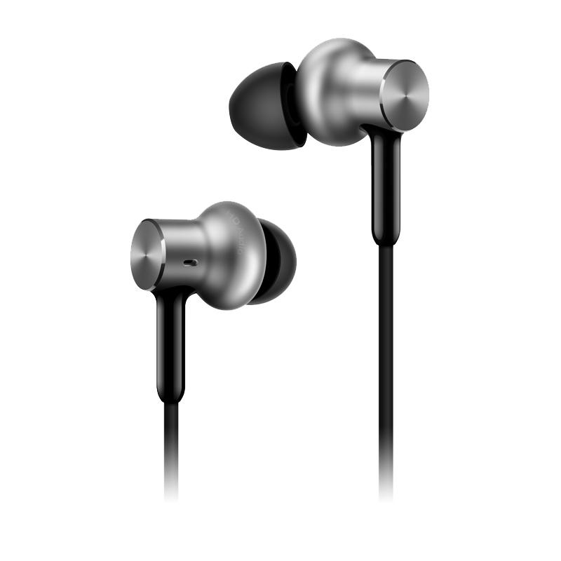 Mi In-Ear Headphone Pro HD (серебряный)
