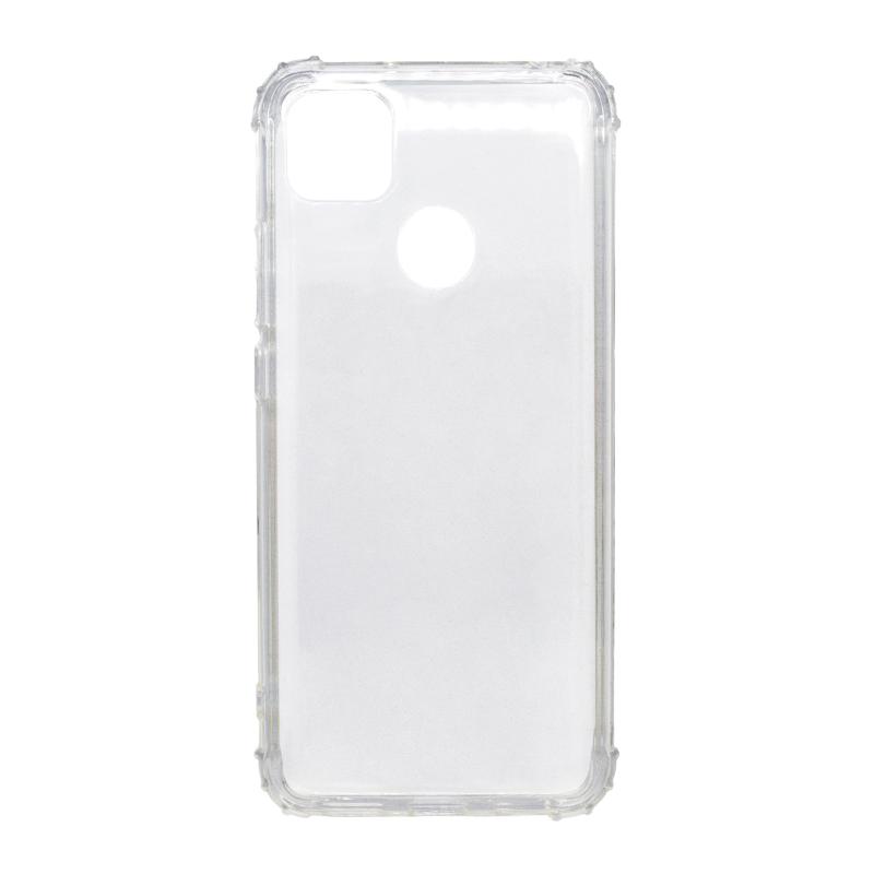 Чехол NewLevel для Redmi 9С Anti Fall TPU Clear