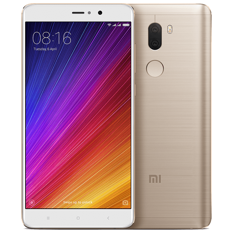 Mi 5s Plus 64GB Gold goowiiz черный mi 5s plus