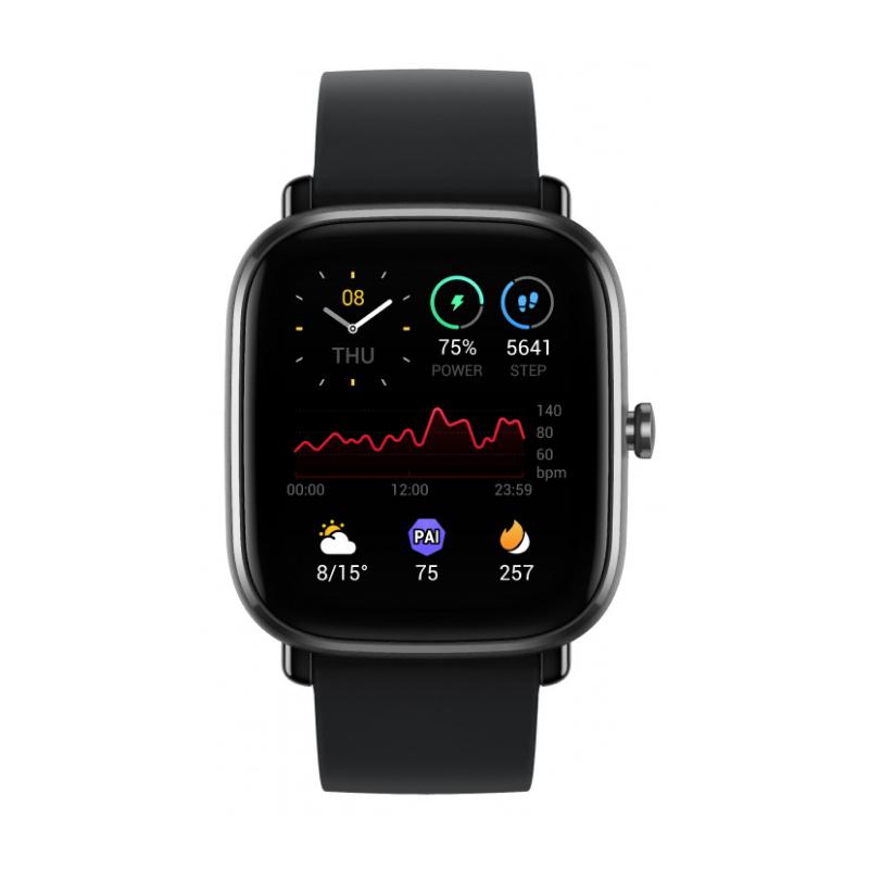 Умные часы Amazfit GTS 2 mini (черный) умные часы amazfit gts smart watch eu черный