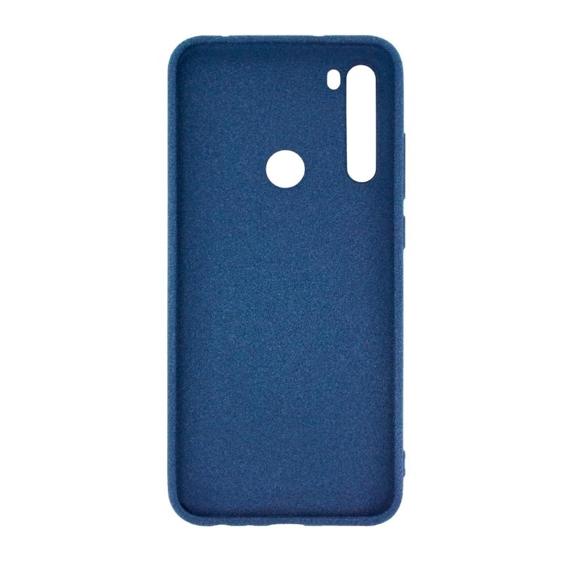 NewLevel Fluff TPU Hard для Xiaomi Redmi Note 8T (синий) от Xiaomi