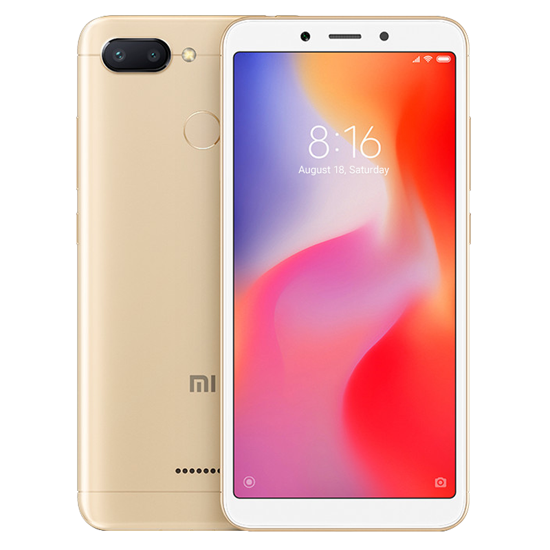 Redmi 6 3/32 Gold Xiaomi