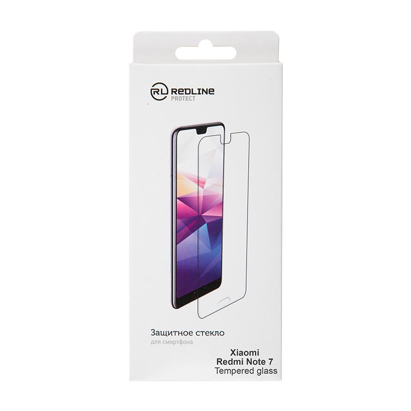 Защитный экран Xiaomi Redmi Note 7 tempered glass цена в Москве и Питере