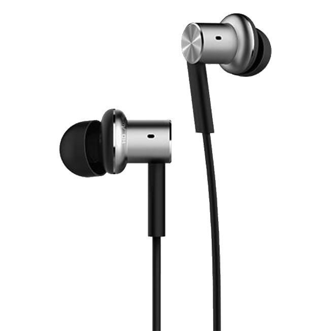 Наушники Mi In-Ear Headphone Pro Silver in ear apple airpods bluetooth earphone wireless headphone headphone with microphone bluetooth earphone in ear