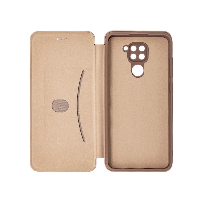 для Xiaomi Redmi Note 9 Shell Case (золотой) фото 3