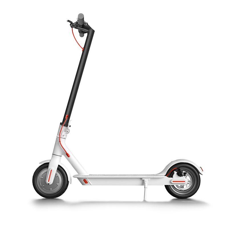 лучшая цена MiJia Electric Scooter White