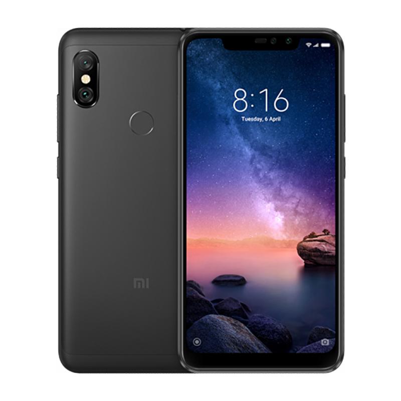 Redmi Note 6 Pro 3/32 Black смартфон xiaomi redmi note 6 pro blue 3 32gb