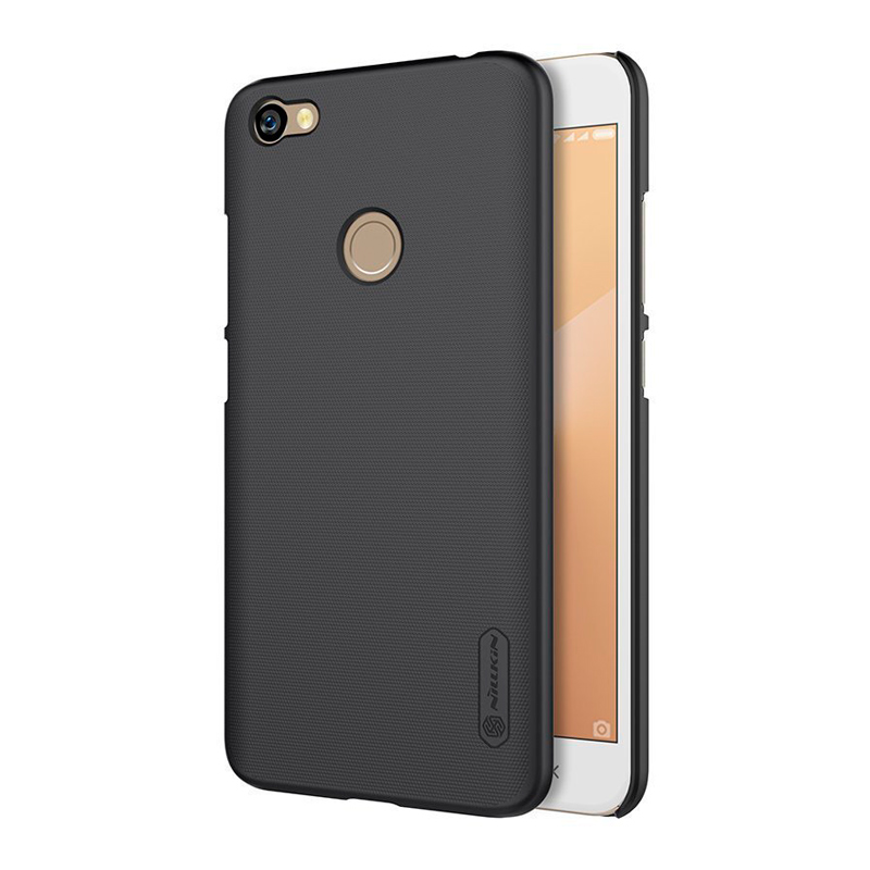 Защитный чехол Nillkin Super Frosted Shield для Xiaomi Redmi Note 5A Prime Black чехол nillkin для xiaomi redmi 5a dark gray