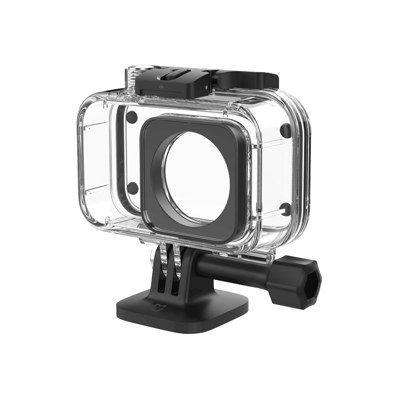 Водонепроницаемый чехол для Mi Action Camera 4K sj4000 wifi action camera diving 30m waterproof 1080p full hd go underwater helmet sport camera sport dv 12mp photo pixel camera