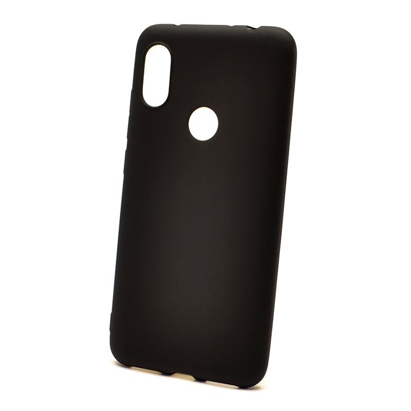 Защитный чехол Mate для Xiaomi Redmi Note 6 Pro Black prime book чехол для xiaomi redmi 5a black