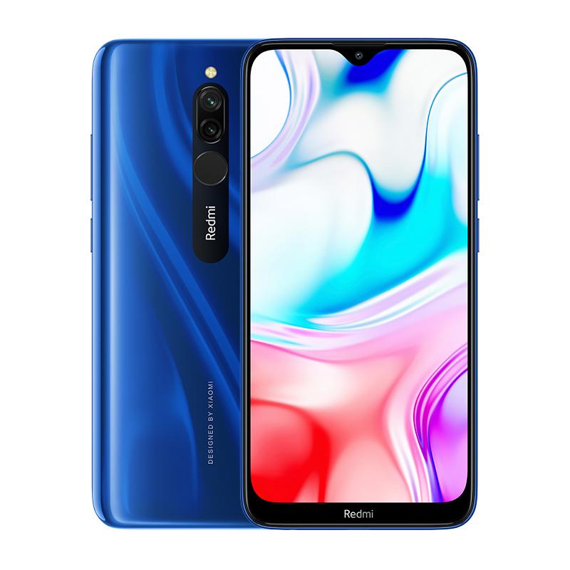 Redmi 8 4/64GB (синий)