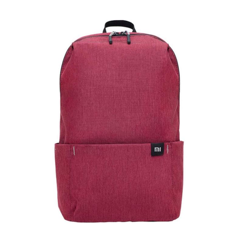 Фото - Рюкзак Xiaomi Mi Casual Daypack (темно-красный) рюкзак для ноутбука xiaomi mi casual daypack zjb4147gl 13 3 розовый