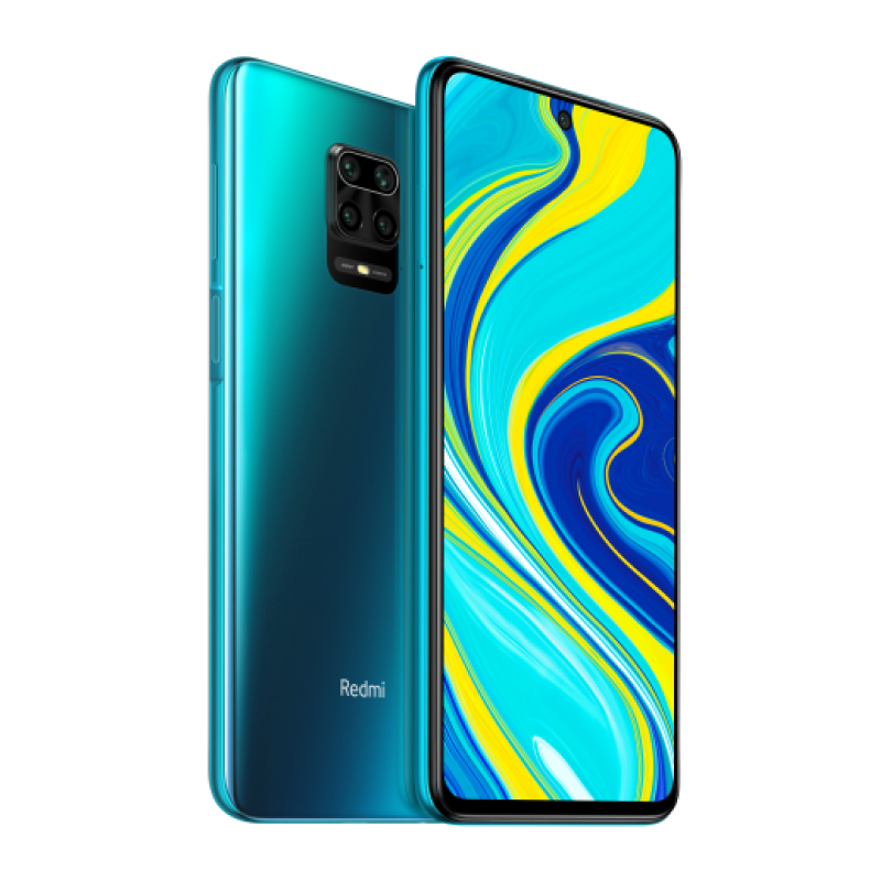 Redmi Note 9S 4/64GB (синий) фото