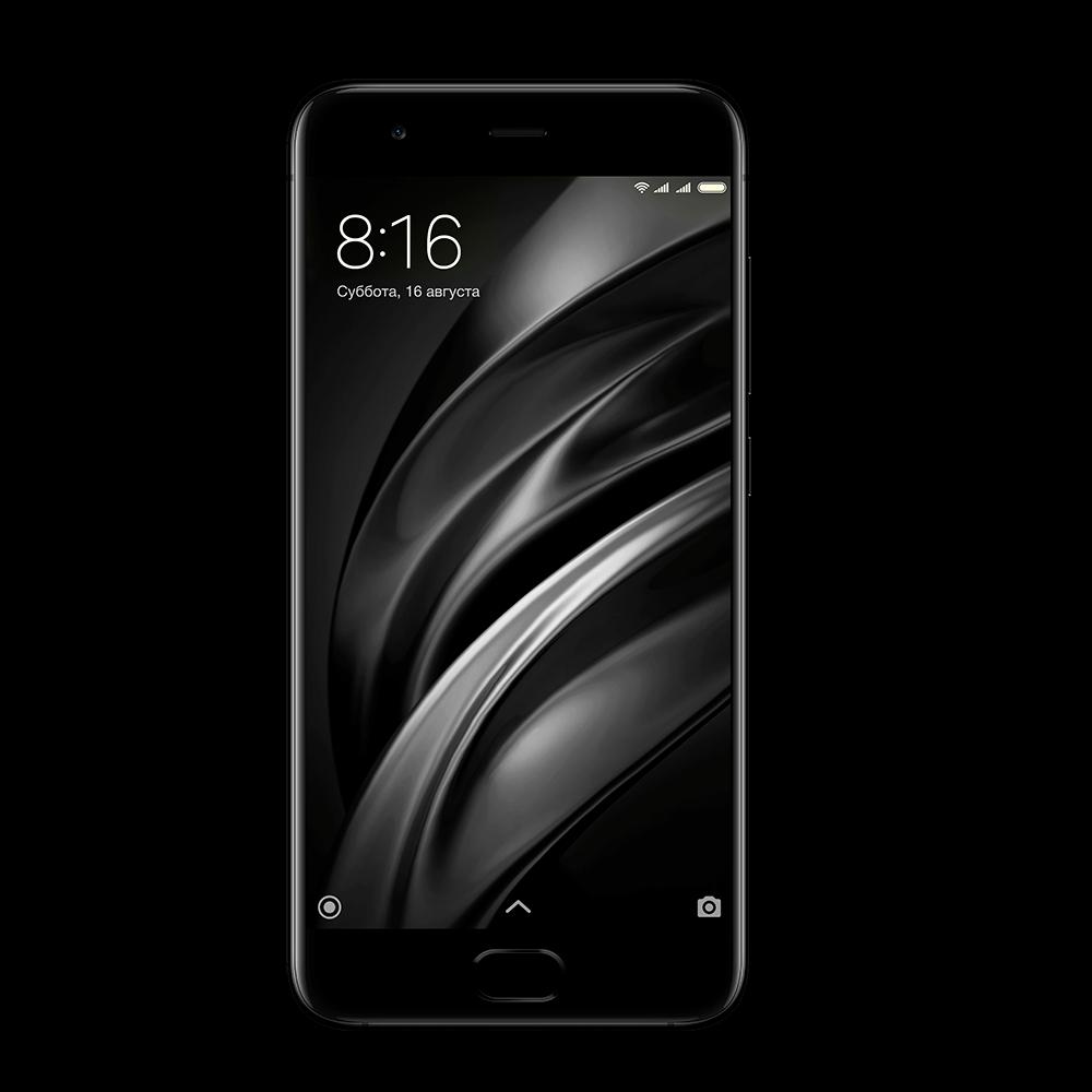 Mi 6 64GB Black xiaomi mi 5s 3gb 64gb smartphone gold