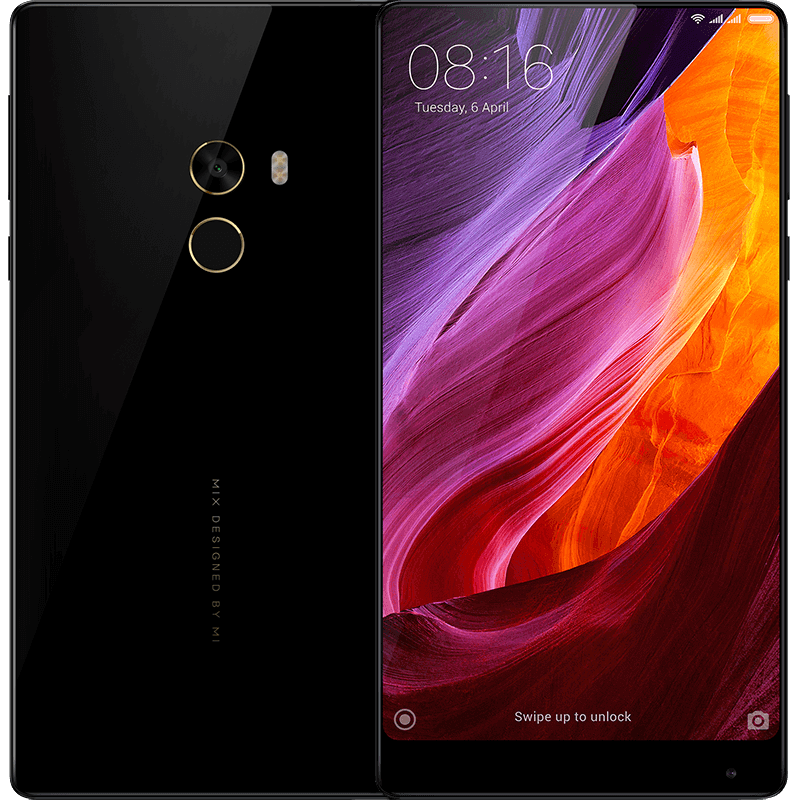 Mi MIX 18K edition 256GB Black life mix art black 32 260cm