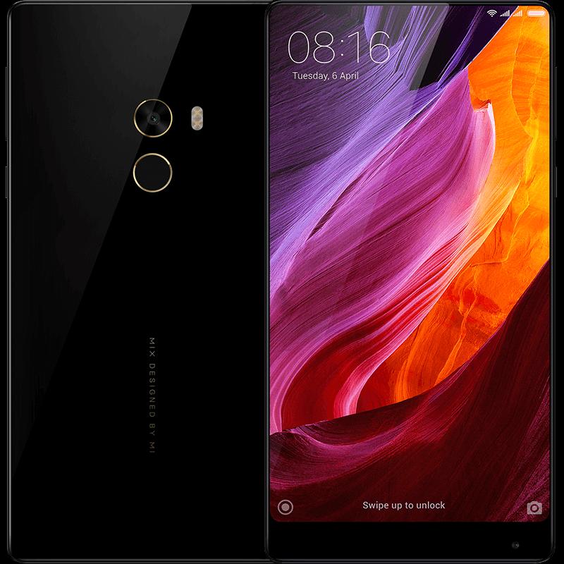 Mi MIX 18K edition 256GB Black ardour 18k w109 03
