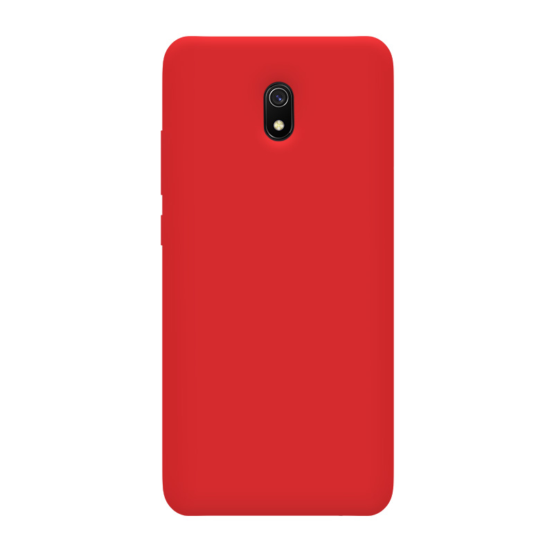 BoraSCO Hard Case для Xiaomi Redmi 8A (красный)