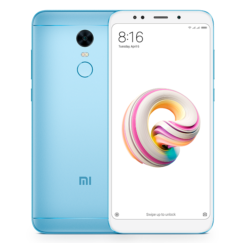 Redmi 5 Plus 4/64GB Blue аксессуар защитное стекло для huawei honor 7a pro zibelino tg full screen 0 33mm 2 5d white ztg fs hua 7apro wht