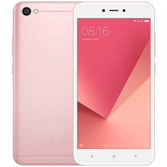 Redmi Note 5A Rose Gold