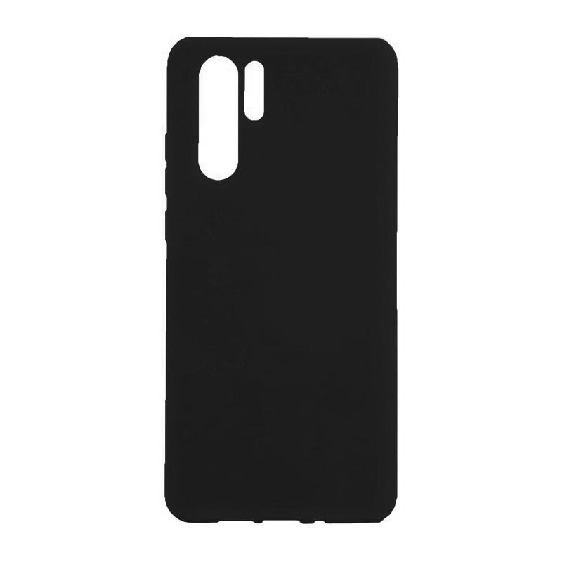 Защитный чехол с микрофиброй для Redmi Note 8T BoraSCO Soft Touch (черный) цена и фото