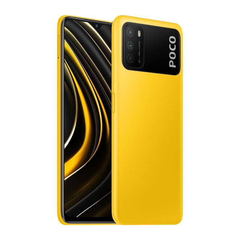 M3 4/128GB (желтый)