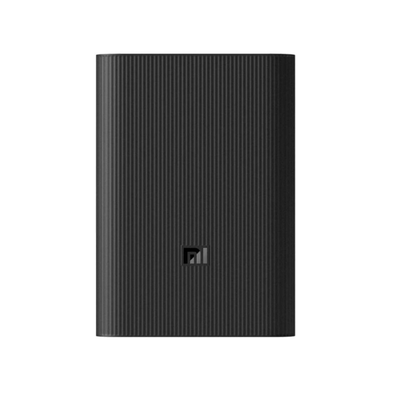 Внешний аккумулятор Xiaomi Mi Power Bank 3 Ultra compact 10000 мАч (черный)