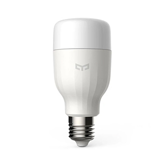 Лампа Yeelight LED Smart Bulb (Белая)