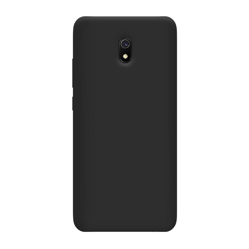 Защитный чехол для Redmi 8A Hard Case (черный) цена и фото
