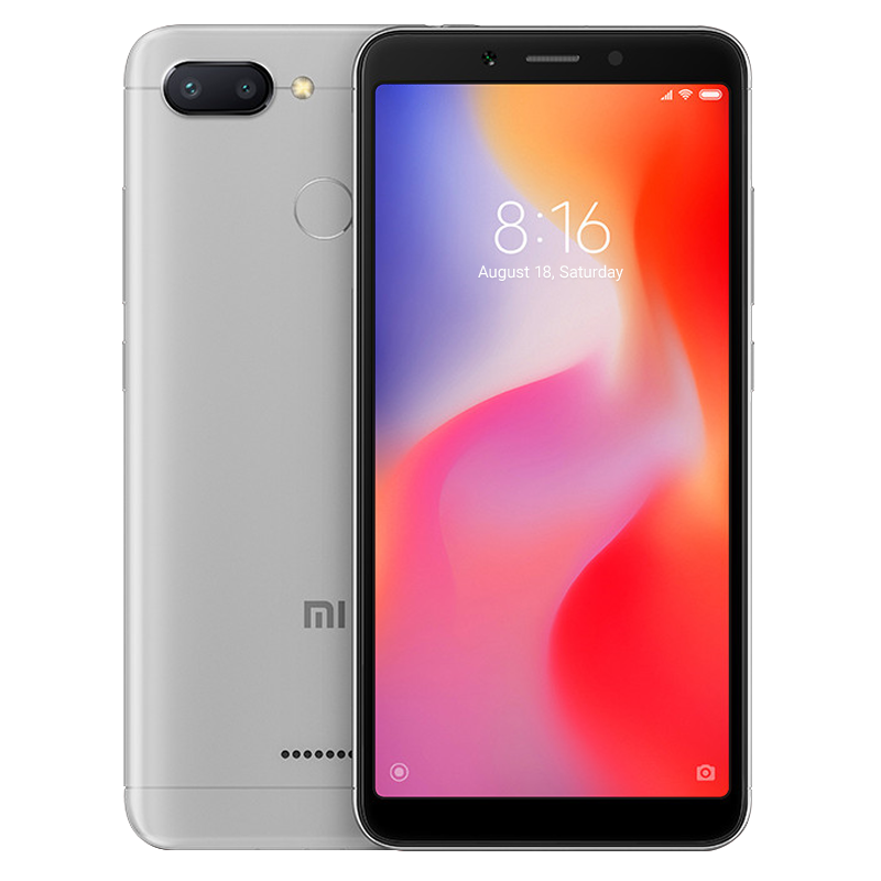 Redmi 6 3/32 Gray redmi 6 3 32 black