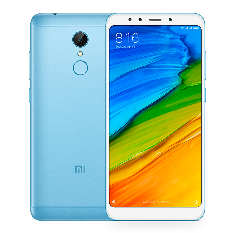 Redmi 5 2/16GB Blue смартфон xiaomi redmi 5 2 16gb blue