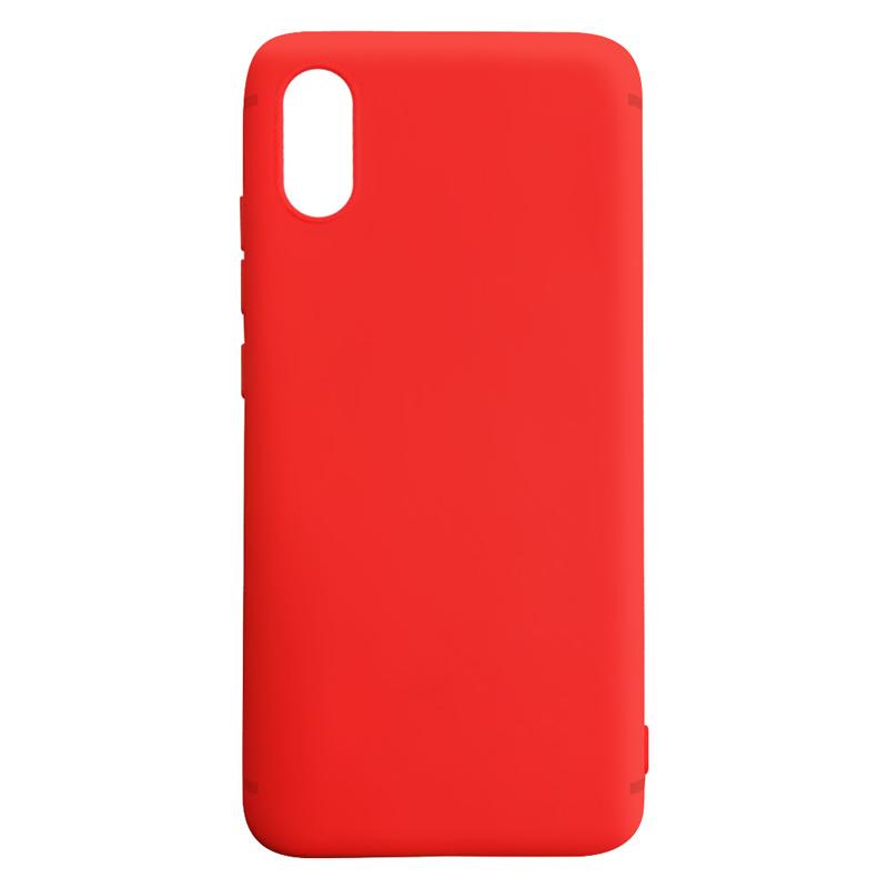 Защитный чехол BoraSCO Mate для Xiaomi Mi 8 Pro (красный)