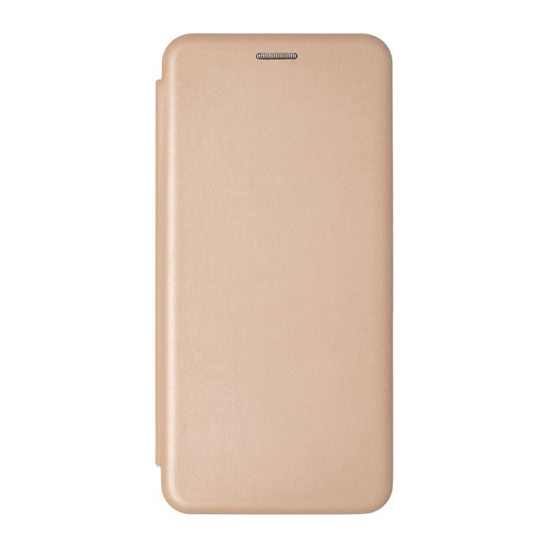 Чехол BoraSCO для Xiaomi Redmi Note 9 Shell Case (золотой)