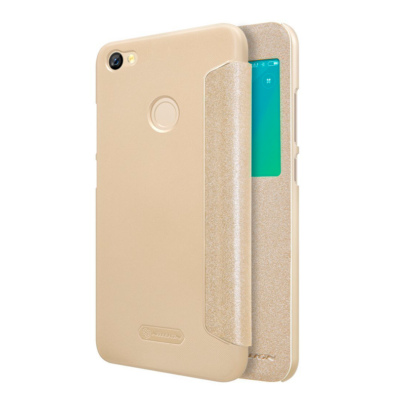 Nillkin Sparkle для Xiaomi Note 5A Prime (золотой) цена