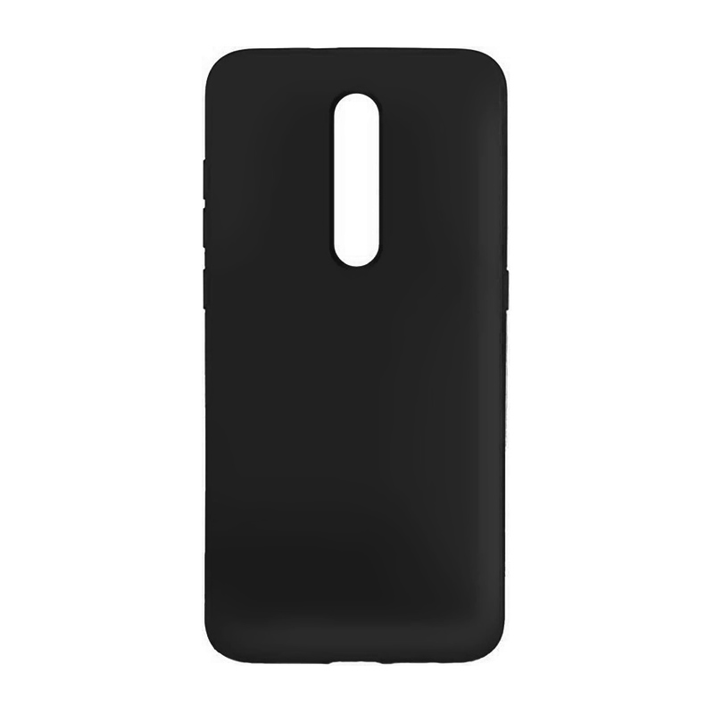 BoraSCO Hard Case для Xiaomi Redmi 8 (черный) фото