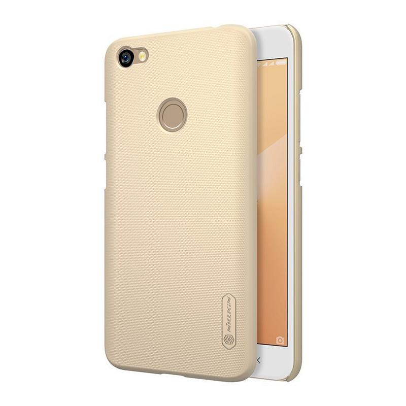 Nillkin Super Frosted Shield для Xiaomi Redmi Note 5A Prime (золотой) чехол для сотового телефона nillkin накладка super frosted shield xiaomi redmi note 6 pro black черный