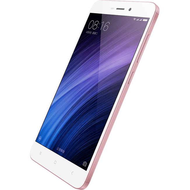 Redmi 4A 16GB Pink 5