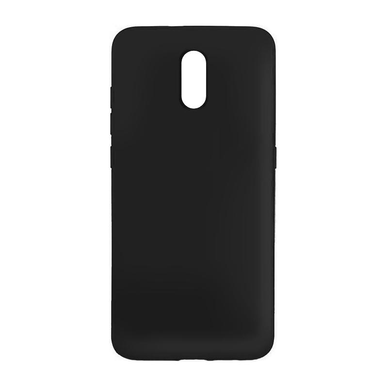Soft Touch для Xiaomi Redmi 8A (черный) borasco soft touch для xiaomi mi a3 черный