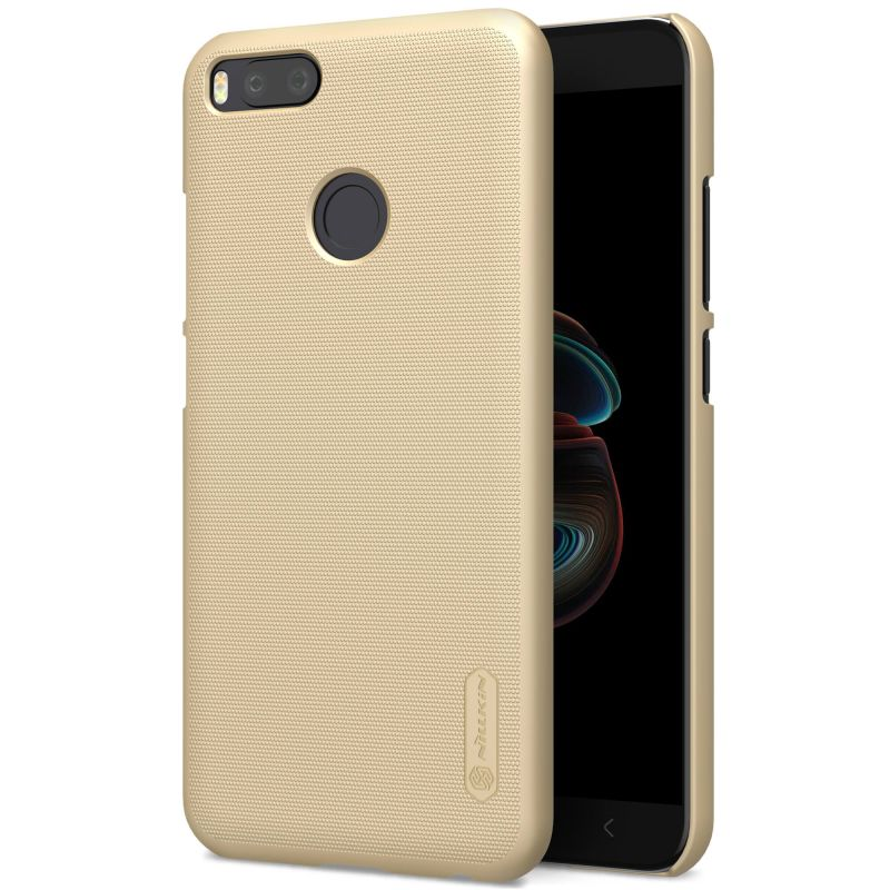 Чехол Nillkin Super Frosted Shield для Xiaomi Mi A1 Gold стоимость