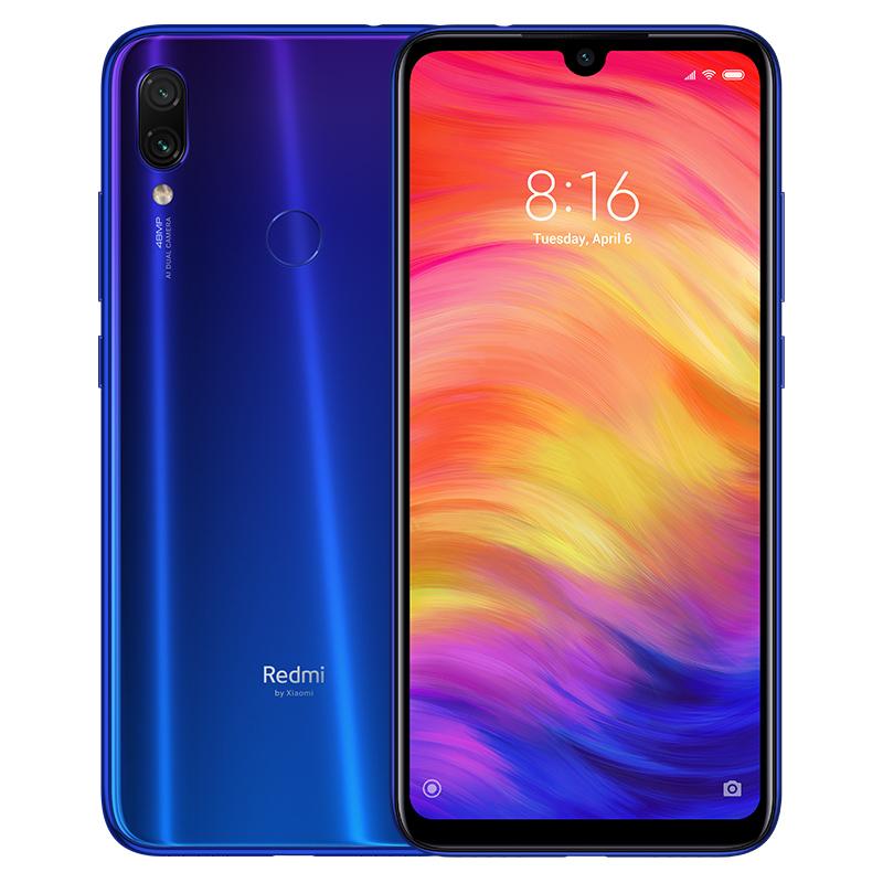 Redmi Note 7 4/64GB (синий)