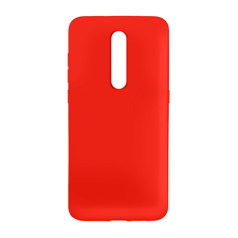 BoraSCO Hard Case для Xiaomi Redmi 8 (красный)