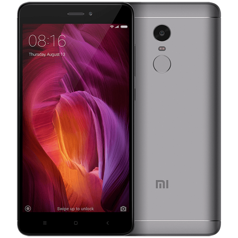 Фото #1: Redmi Note 4 32GB Gray