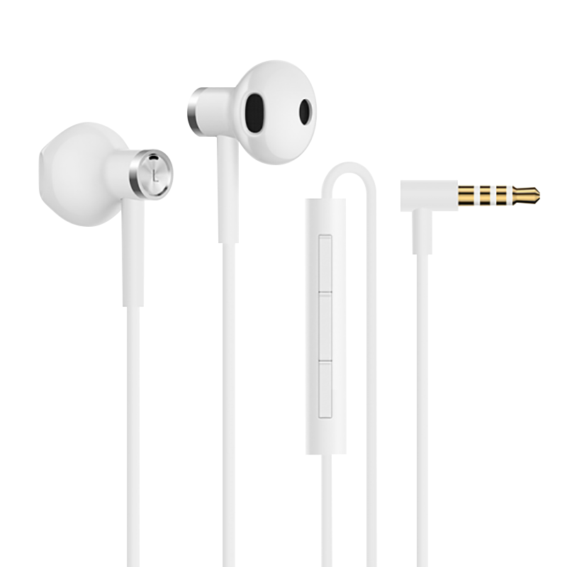 Mi Dual Driver Earphones White 1 0a 5 mode dual ic memory led driver circuit board for flashlight red