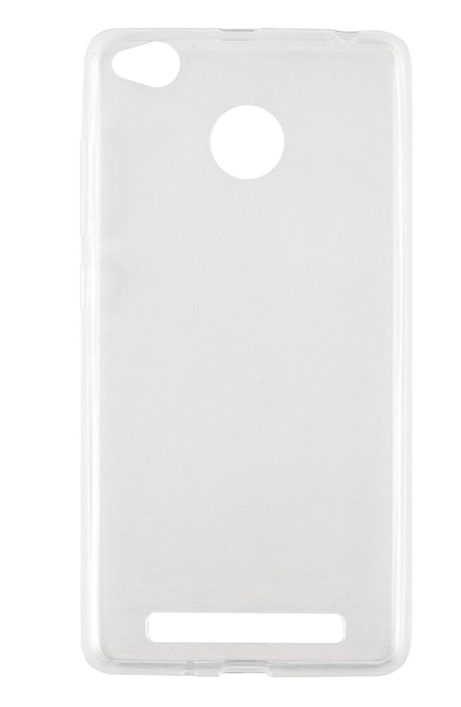 Накладка силикон iBox Crystal для Xiaomi Redmi 3/3s/3 Pro прозрачный