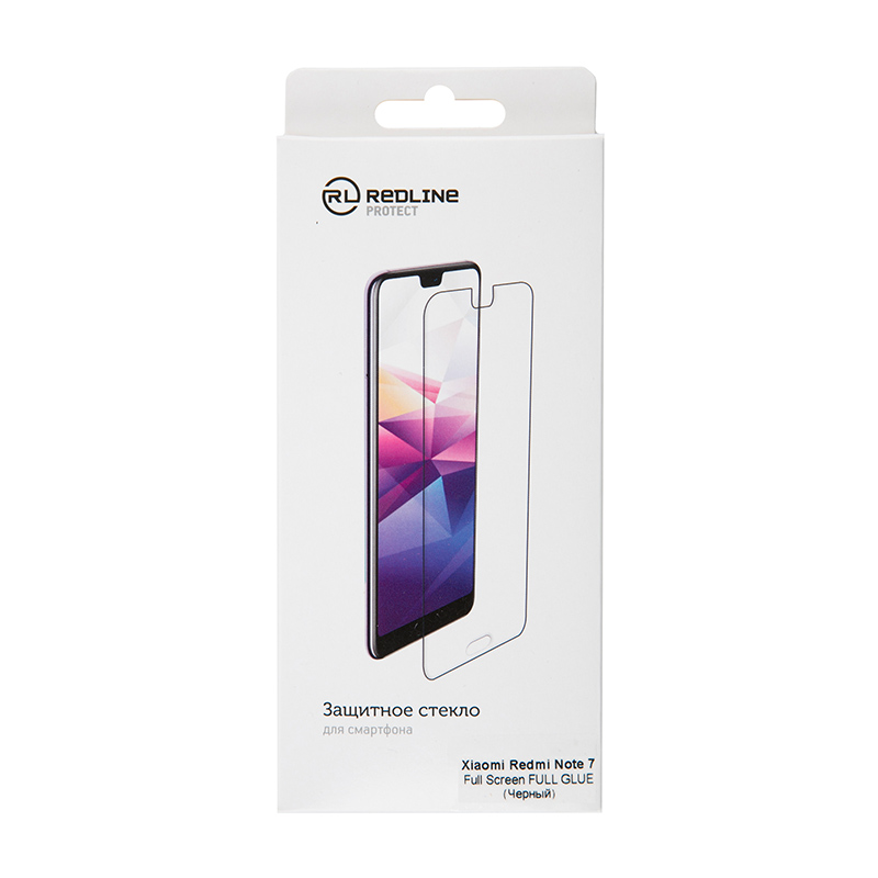 Защитное стекло для Xiaomi Redmi Note 7 защитная плёнка защитное стекло для xiaomi redmi note 4