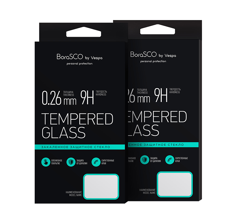 Защитное стекло BoraSCO Full Cover для Xiaomi Redmi 6А чехол книжка red line book type для xiaomi redmi 5 black